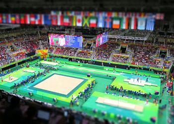 turnen olympische spelen