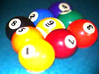 pool 9 ball regels